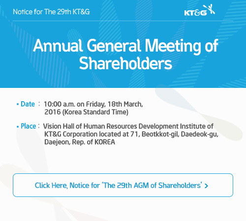 Annual General Meeting ofShareholders