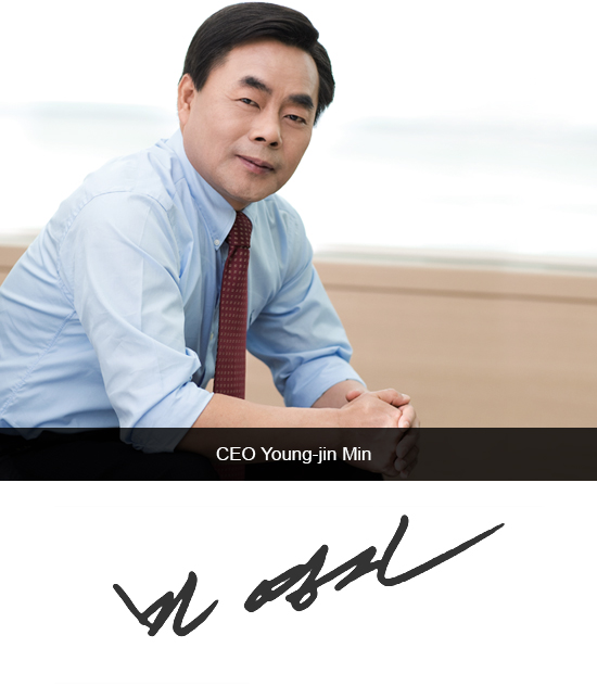 CEO Young-Jin Min